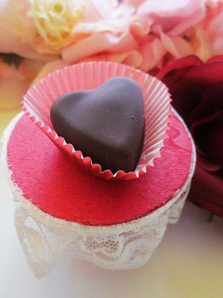 nutella heart valentine