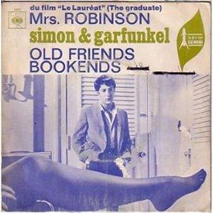 Simon-And-Garfunkel-Mrs-Robinson-Old-Friends-Bookends-45-Tours-149682330_ML