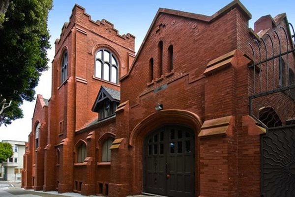 gothic church 1