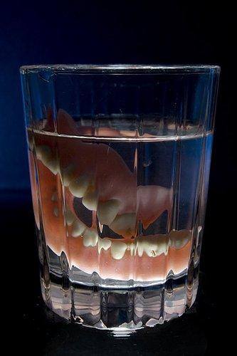 dents vieux