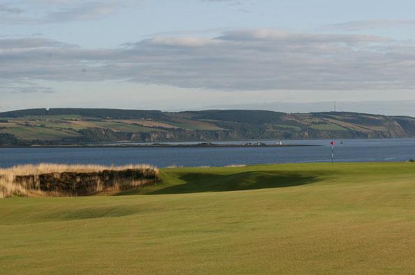 16th hole at Castle Stuart, Inverness, Scotland