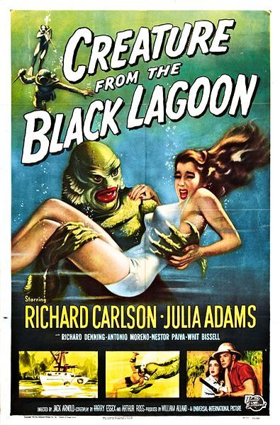 395px-Creature_from_the_Black_Lagoon_poster_resultat