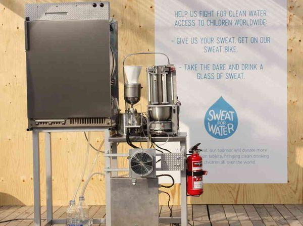 UNICEFs-Sweat-Machine-turns-sweat-perspiration-into-drinkable-water_resultat
