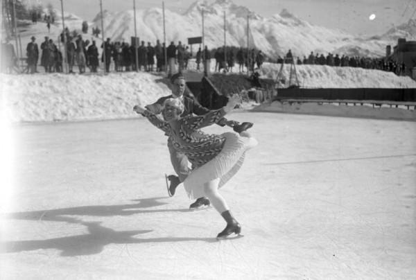 St. Moritz, Winterolympiade