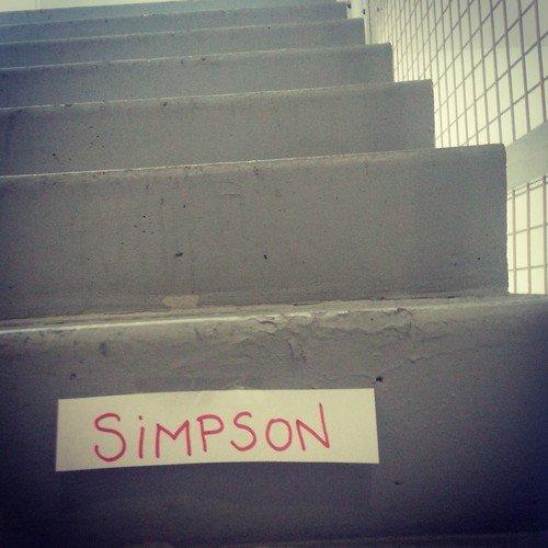 marche simpson