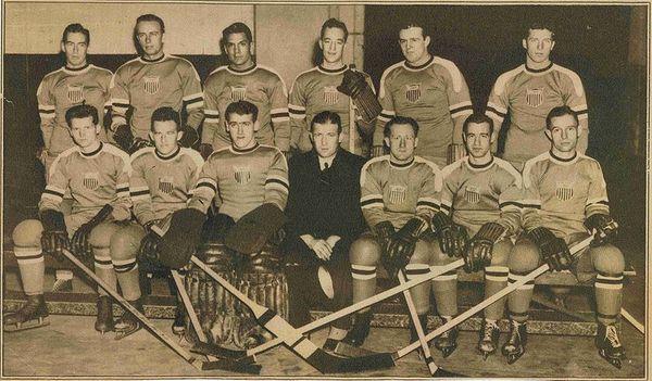 usa team jo 1936_resultat