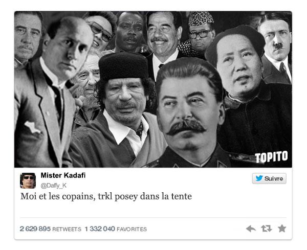 dictateurs