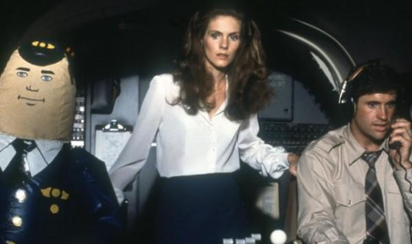 une peur en avion
