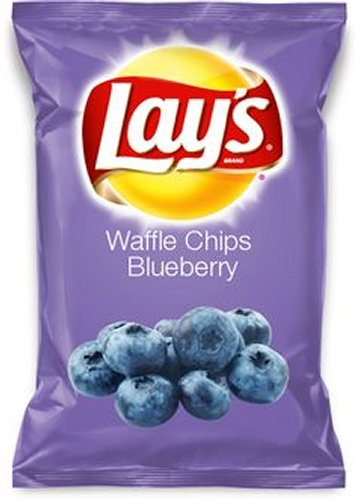 blueberry chips