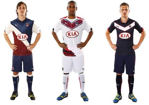 Girondins-Bordeaux-maillots-de-football-2014-2015