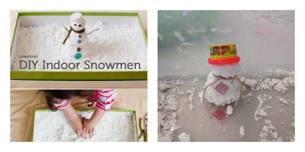 Indoor snowman_resultat