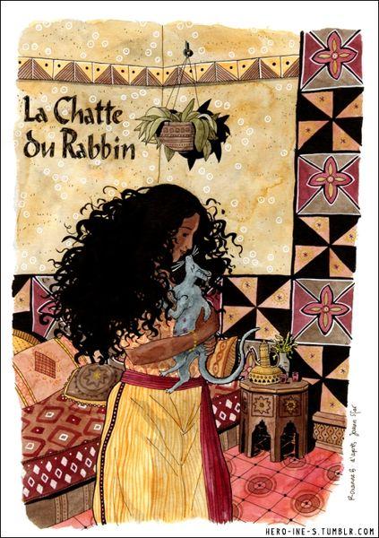 Le chat du rabbin_resultat