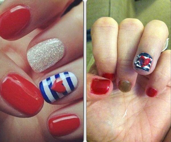 Patriotic nails_resultat