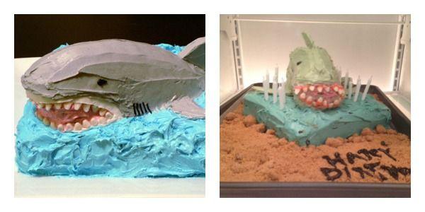 Shark cake_resultat