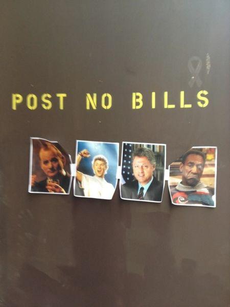 post no bills_resultat