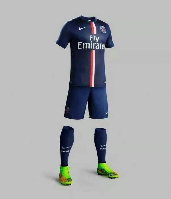 PSG maillot