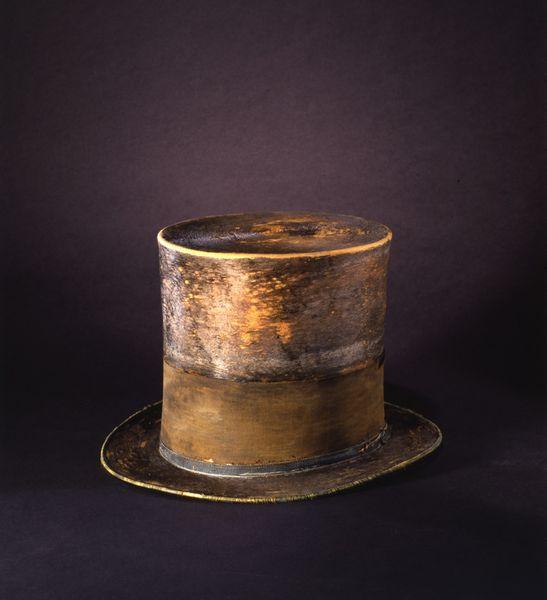 chapeau Lincoln soir de sa mort_resultat