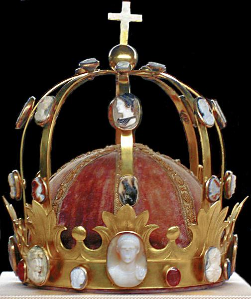 couronne impériale Napoleon I Bonaparte, XIXe_resultat