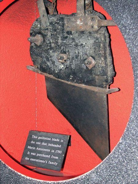 guillotine marie antoinette_resultat
