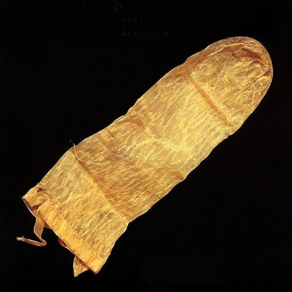 plus vieux préservatif du monde, 1640_resultat