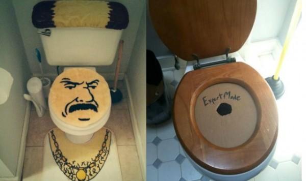 une toilettes