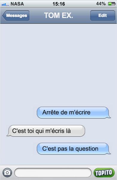 sms-ecrire