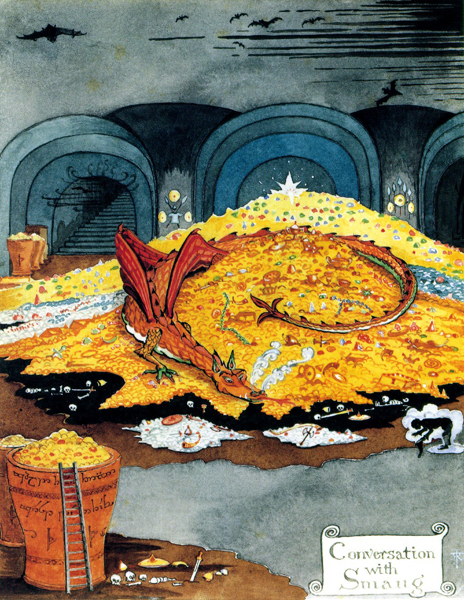 J.R.R._Tolkien_-_Conversation_with_Smaug_(large)