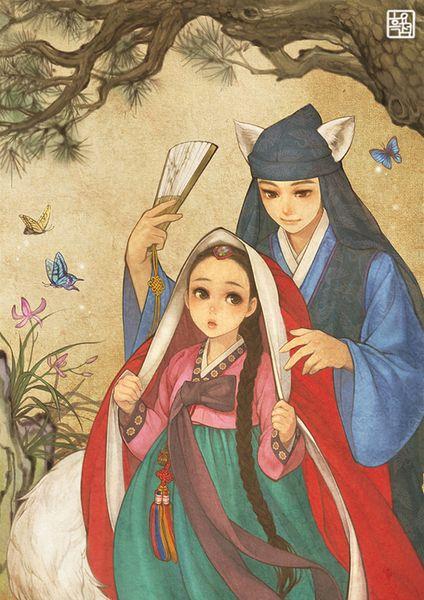 asian-korean-disney-remake-illustration-na-young-wu-4_resultat