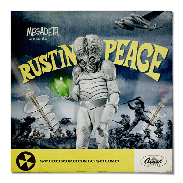 03 - Megadeth - Rust in Peace