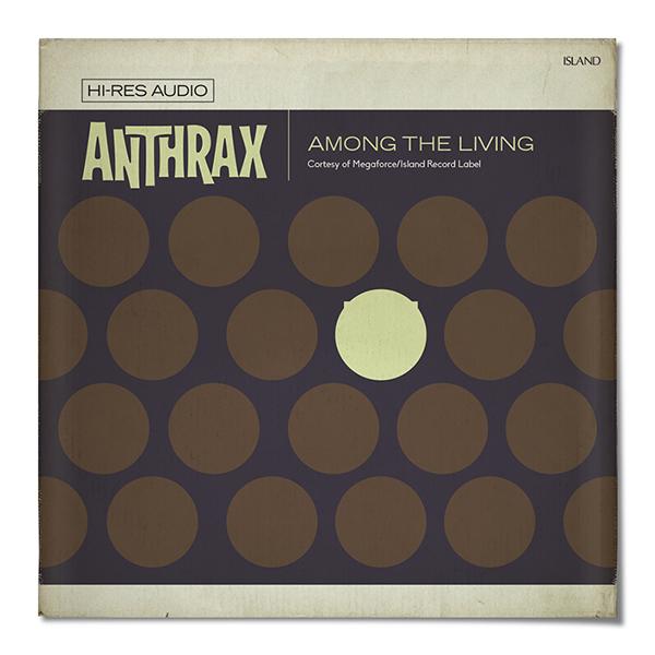 04 - Anthrax - Among the Living