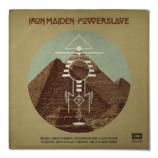 07 - Iron Maiden - Powerslave