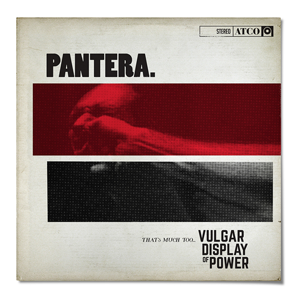 08 - Pantera - Vulgar Display of Power