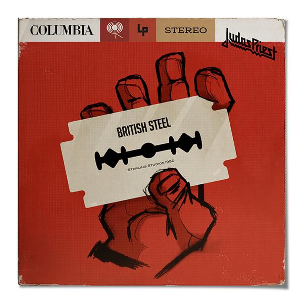 09 - Judas Priest - British Steel