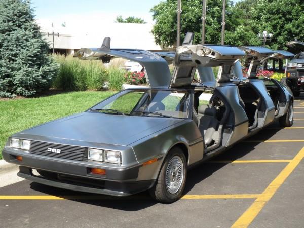 Stretch DeLorean