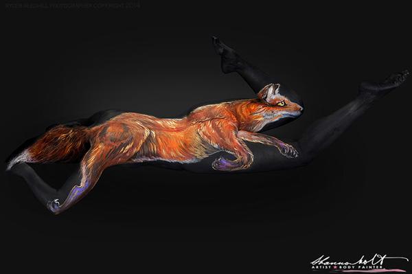renard en long
