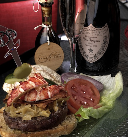 The $777 Burger