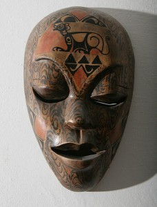 African_wooden_mask