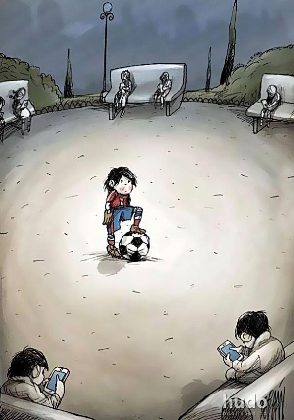 football-smartphone-addiction