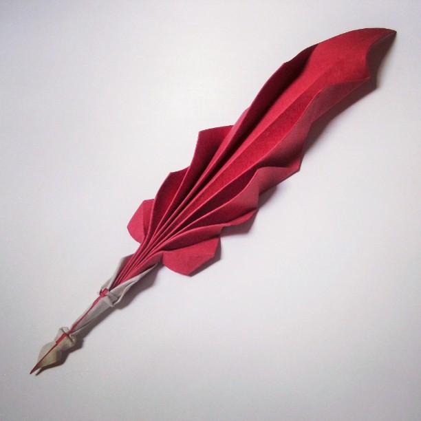 origami-plume-ecriture