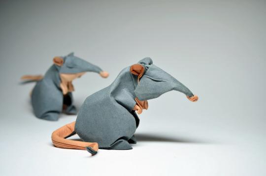 origami-rat