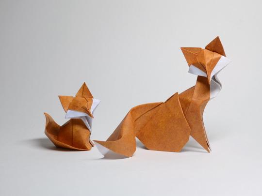 origami-renard