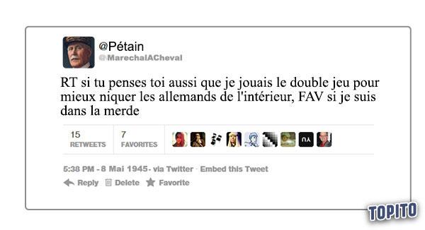 tweetpetain