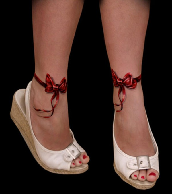 3d-tattoo-ankle-ribbon-slawomir-myskow
