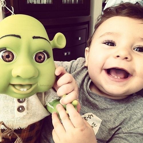 bebe-enfant-shrek-4