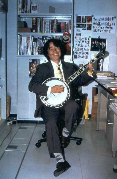 miyamoto banjo