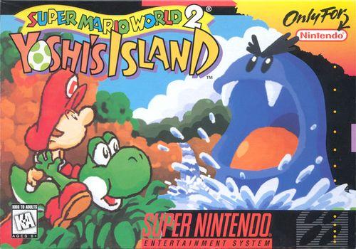 yoshi's island_resultat