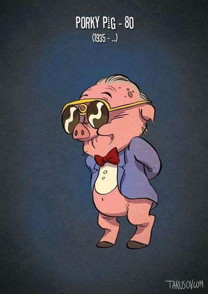 porky pig_resultat