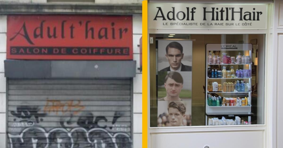 Quels sont les coiffures et leurs noms sont des hommes