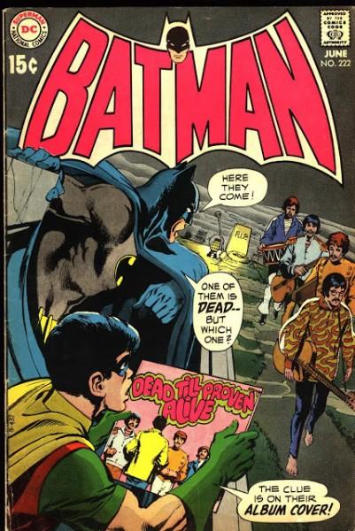 batman beatles