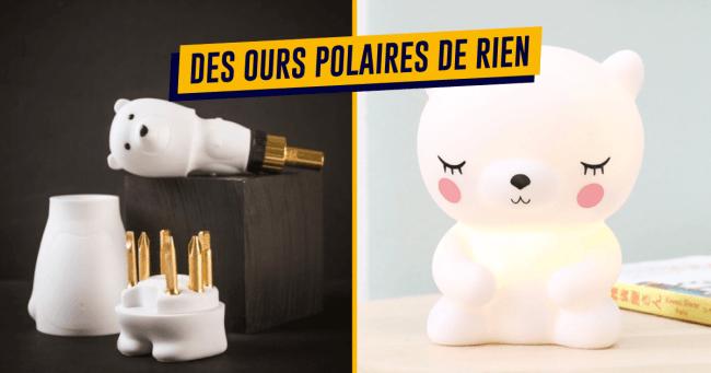 20Cadeaux Top Aux Amoureux Des Ours Polaires Faire À yNwOvm80n